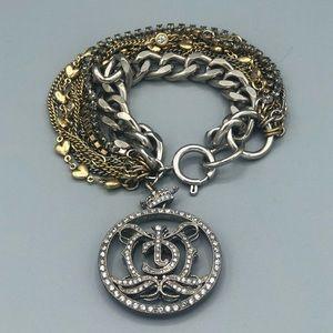 Juicy Couture Multi Strand Bracelet